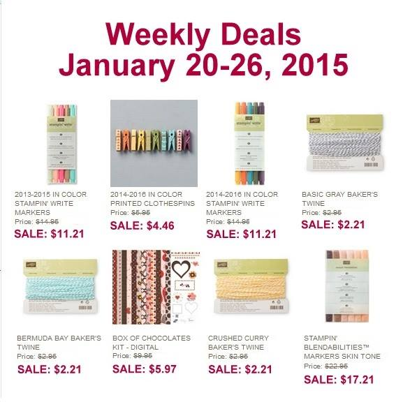 Weekly deal 1 20