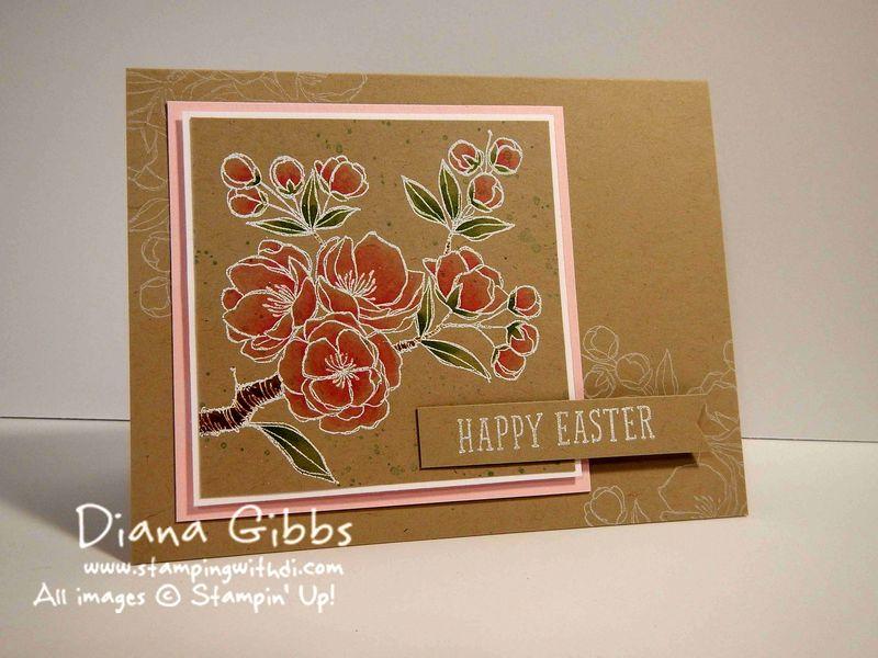 Easter Blog Hop Diana Gibbs