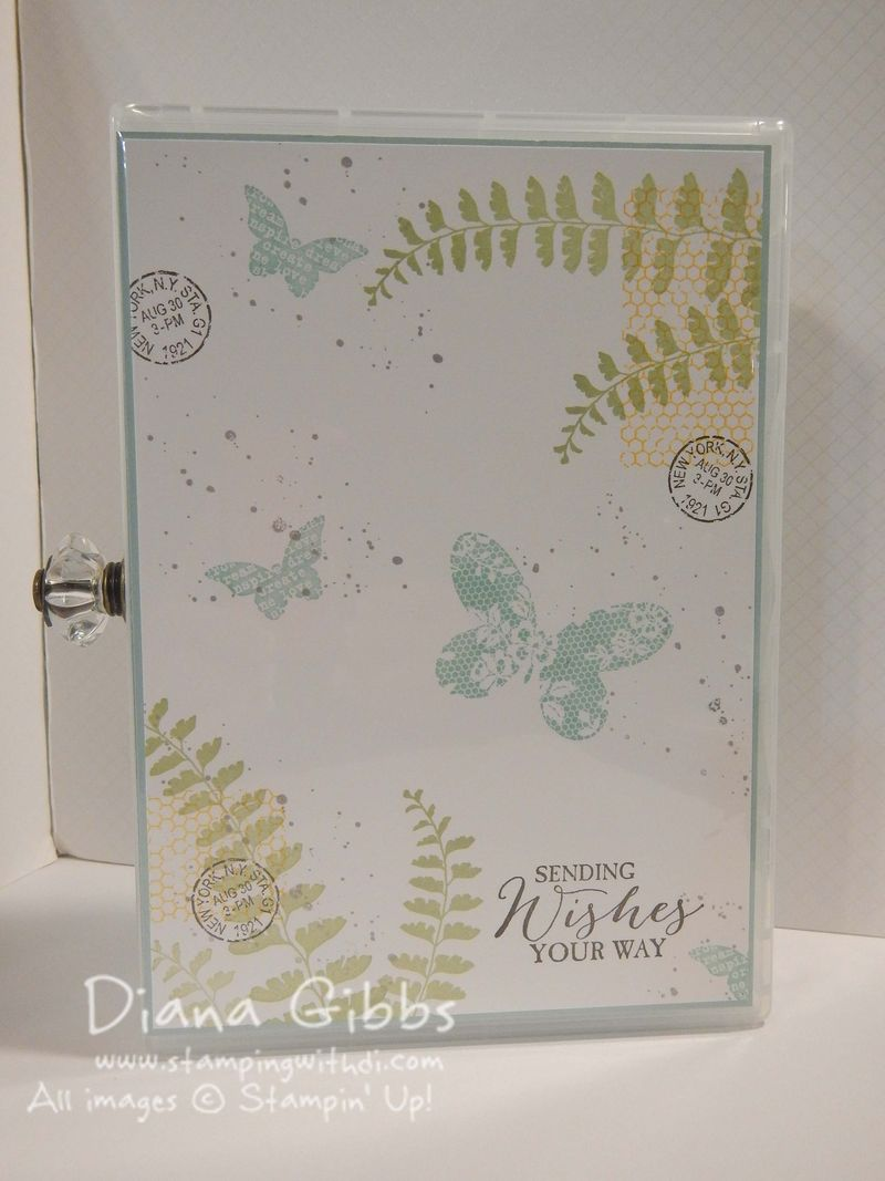 DiVa Day Diana Gibbs box cover