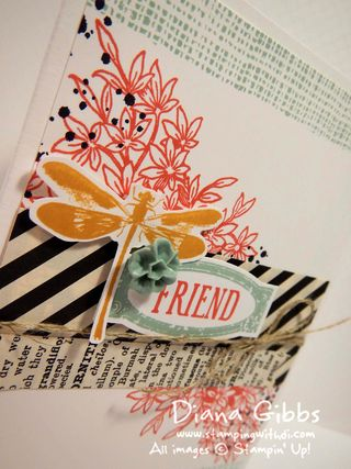 Awesomely Artistic Stampin' Up! Diana Gibbs
