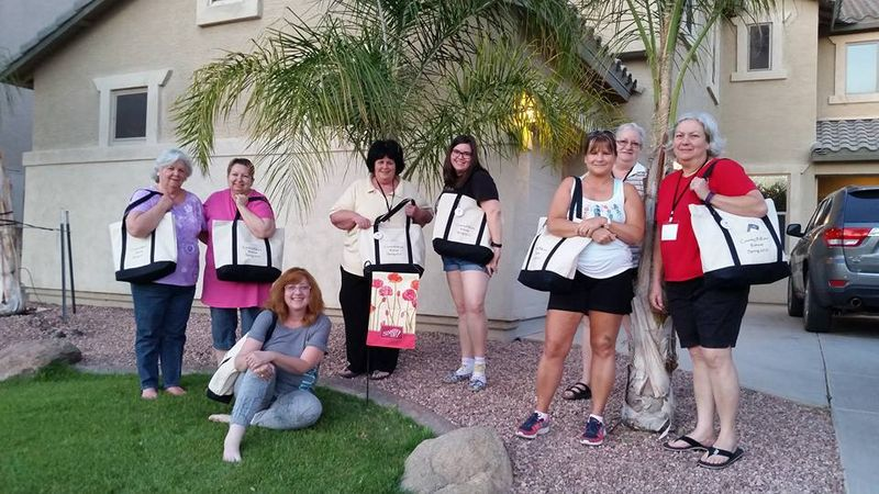 Country INKers Retreat 2016 Swag bags