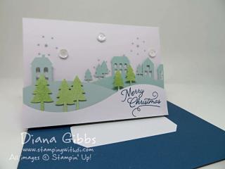 Paper Pumpkin November 2016 Diana Gibbs with envelope