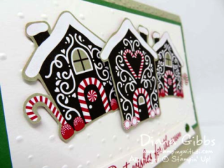 Candy Cane Lane DSP Diana Gibbs Stampin' Up!