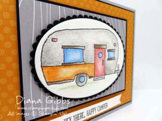 Glamper Greetings Diana Gibbs Holiday Catalog Carryover