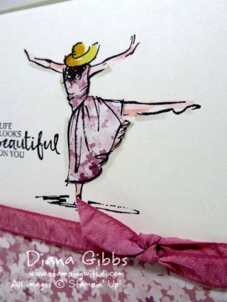 Blooms & Bliss & Beautiful You Diana Gibbs Stampin' Up!