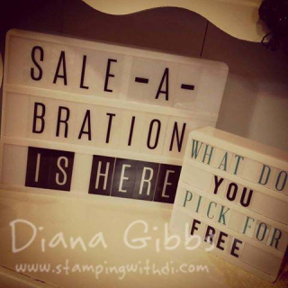 Sale-A-Bration Diana Gibbs