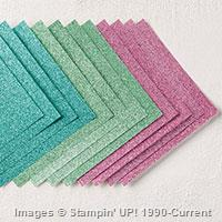 6x6 Glimmer Paper Assortment Pack