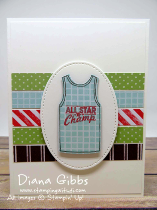 Custom Tee Diana Gibbs