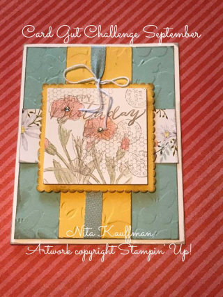Nita Kauffman card gut challenge sept