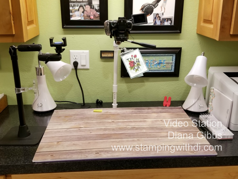 Video station watermarked
