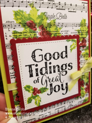 Good Tidings Diana Gibbs