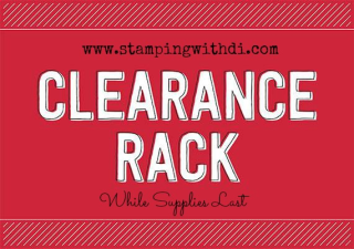 Clearance rack www.stampingwithdi.com