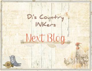 Blog hop button next