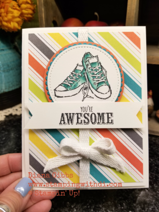 Epic Celebrations Diana Gibbs Stampin' Up! Sale-A-Bration
