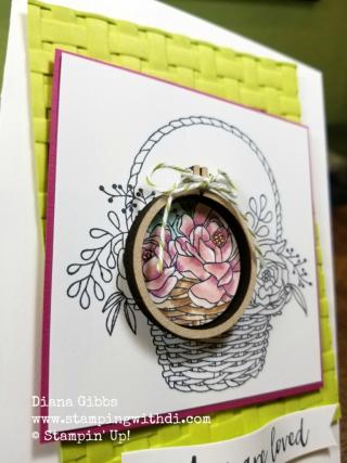 MIni Embroidery Hoops Diana Gibbs