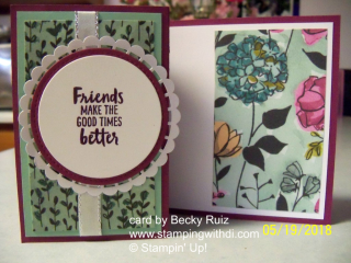 Love What You Do Becky Ruiz www.stampingwithdi.com