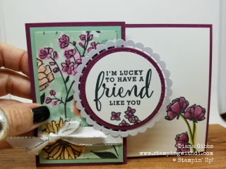 Love What You Do Diana Gibbs www.stampingwithdi.com