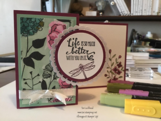 Love What You Do Tari Lochhead www.stampingwithdi.com