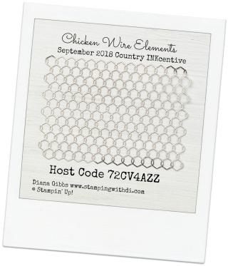 Chicken Wire Elements INKcentive