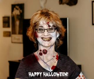 Zombie Di Halloween 2018