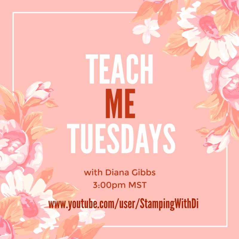 Teach Me Tuesdays YouTube