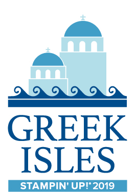 Greek isles button