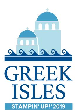 Greek isles button