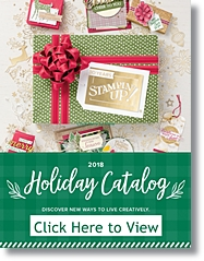 Holiday Catalog sidebar