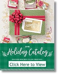 Holiday Catalog sidebar