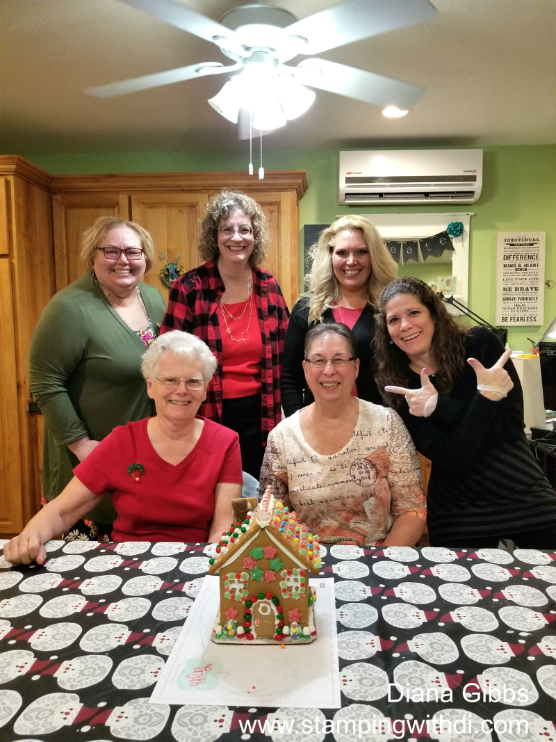Christmas Party 2018 House 1