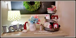 Valentine dresser www.stampingwithdi.com