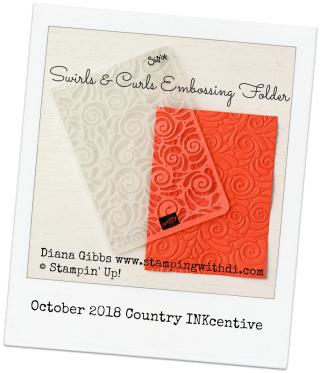 October 2018 INKcentive