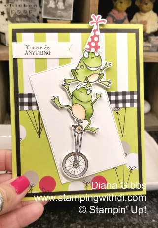So hoppy together www.stampingwithdi.com