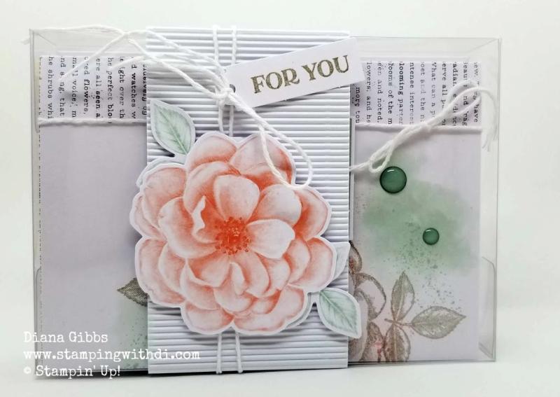 Sentimental rose box