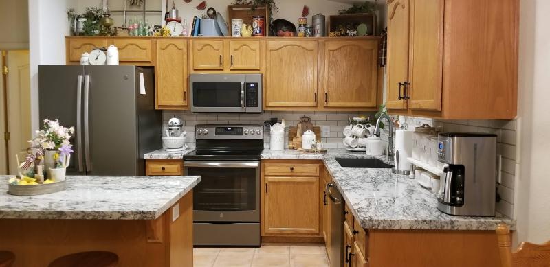 Kitchen finished 2
