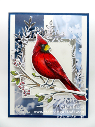 Fall Social 2019 Red Cardinal Feels Like Frost www.stampingwithdi.com