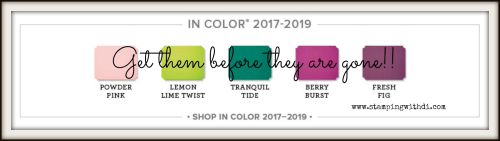 Retiring In Colors - www.stampingwithdi.com