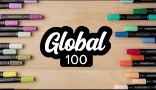 Global 100 2019 Diana Gibbs www.stampingwithdi.com