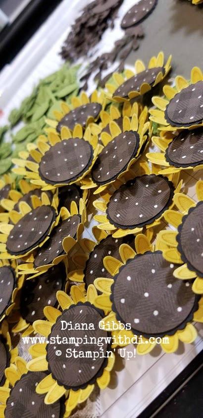 Fall social flowers