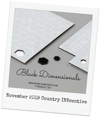 INKcentive November 2019 www.stampingwithdi.com