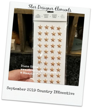 INKcentive September 2019 www.stampingwithdi.com Star Designer Elements