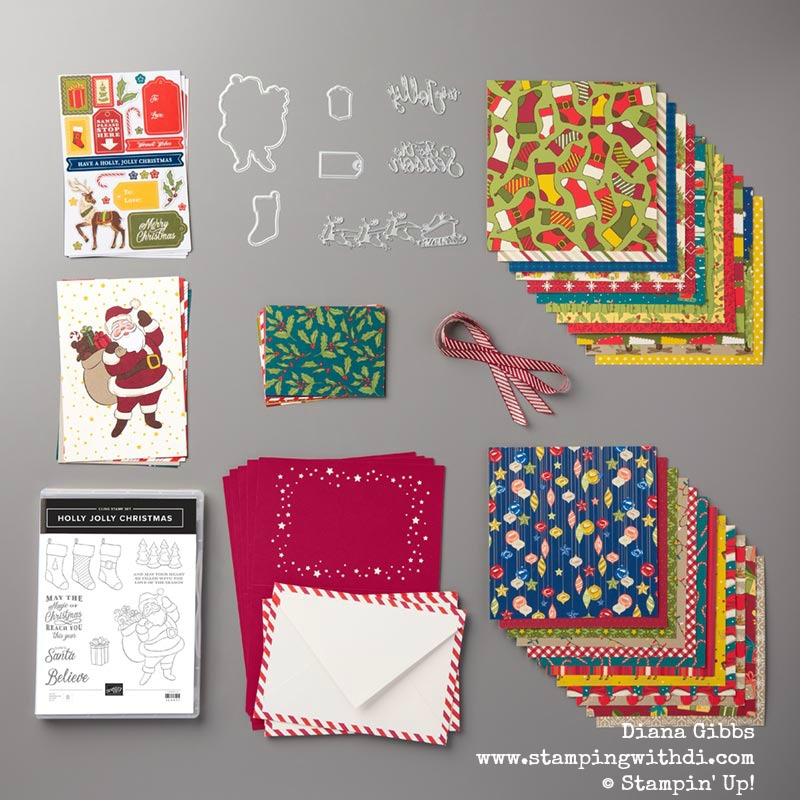 Night Before Christmas Suite www.stampingwithdi.com