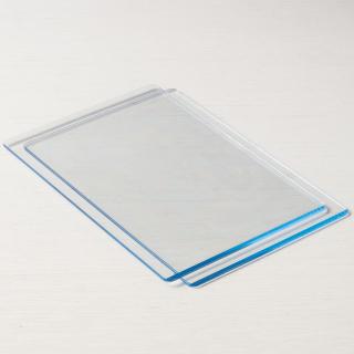 Clear cutting plates