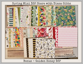 Dsp share spring mini www.stampingwithdi.com