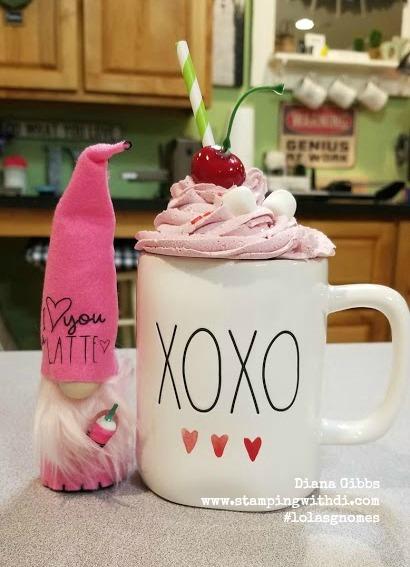 Fat free latte