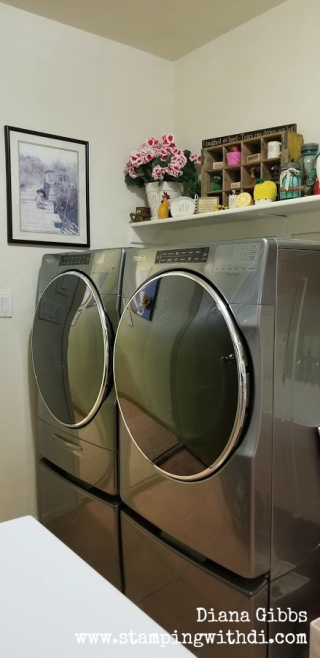 New appliances laundry www.stampingwithdi.com