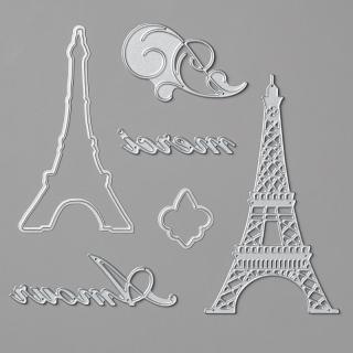 Parisian Dies www.stampingwithdi.com