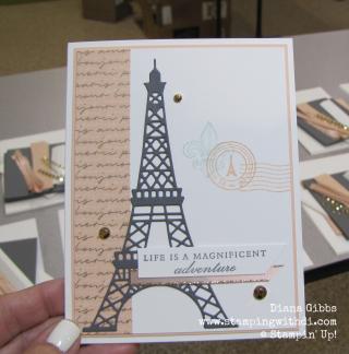 Parisian Bundle Card www.stampingwithdi.com