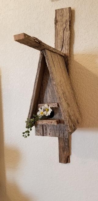 Birdhouse 1 www.stampingwithdi.com
