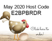 May 2020 Host Code www.stampingwithdi.com